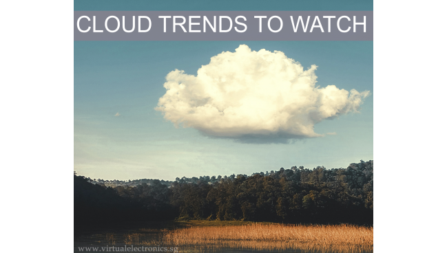 4 CLOUD TRENDS TO WATCH IN 2021