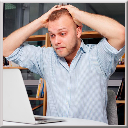 Regular Failure of Deadlines